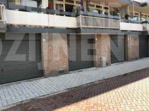 Hörmann garagedeur Amsterdam