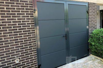 Openslaande deuren Ouderkerk aan de Amstel